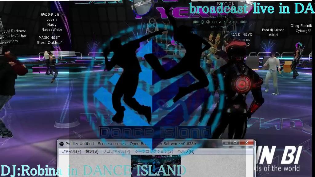 Recording danceisland-1411211416593673