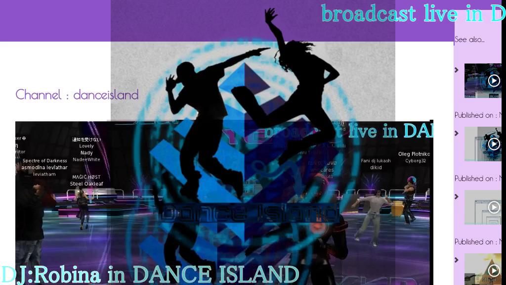 Recording danceisland-1411221416648363