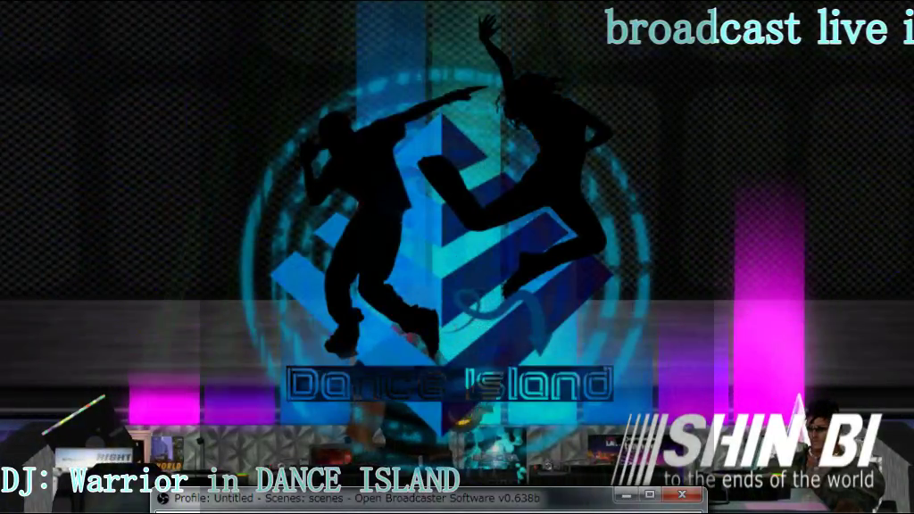 Recording danceisland-1412011417463762