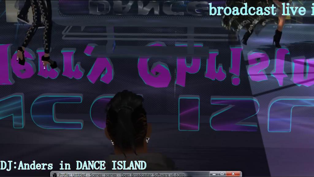 Recording danceisland-1412041417667895